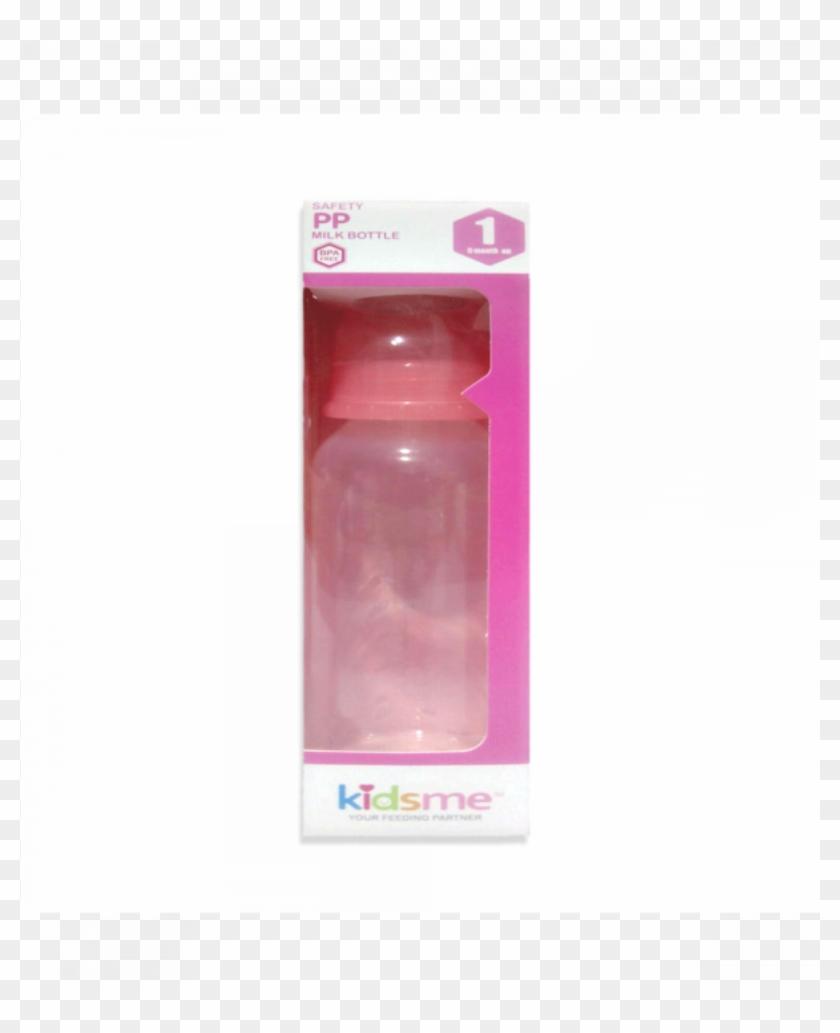 Kidsme Safety Pp Milk Bottle - Plastic Bottle Clipart #5998481