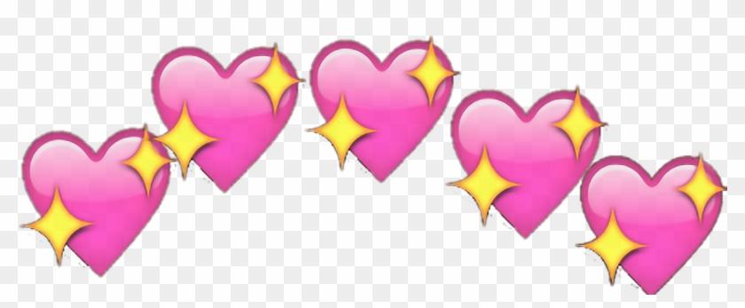 Report Abuse - Heart Emoji Meme Png Clipart #61277