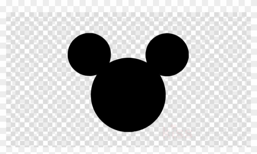 Mickey Mouse Face Black Clipart Mickey Mouse Minnie Silueta De Mickey Mouse Png Transparent Png 61322 Pikpng