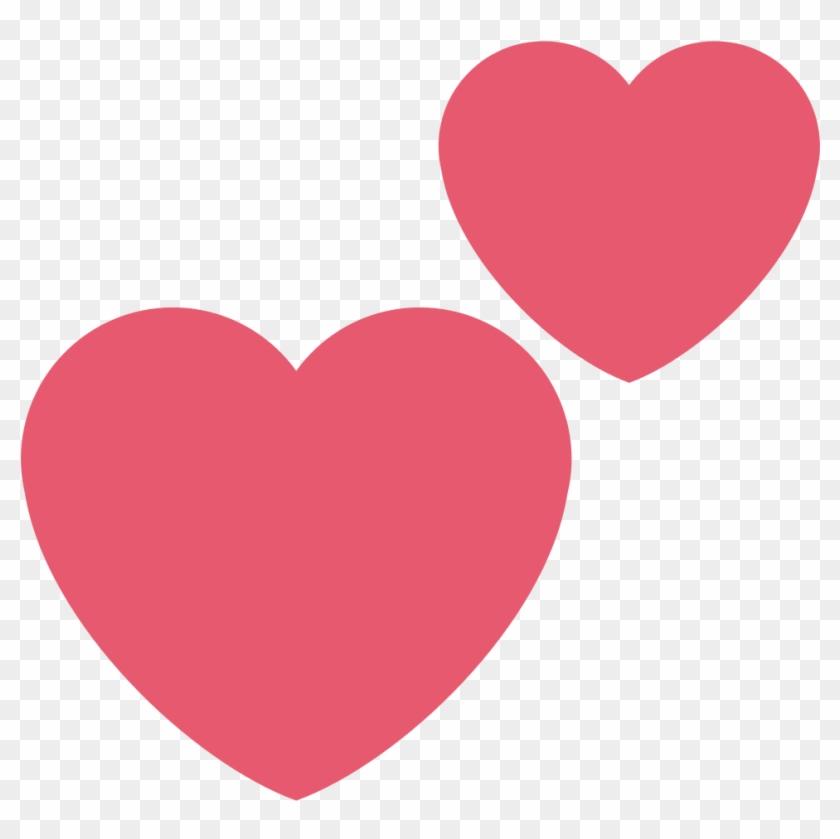 Emoticon Heart Sunglasses Symbol Youtube Emoji Clipart - Revolving Hearts Emoji - Png Download #61828