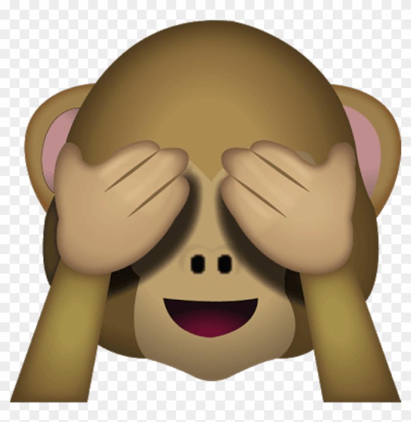 Tumblr Whatsapp Emoji Emoticon Love Amor Png Monkey Clipart