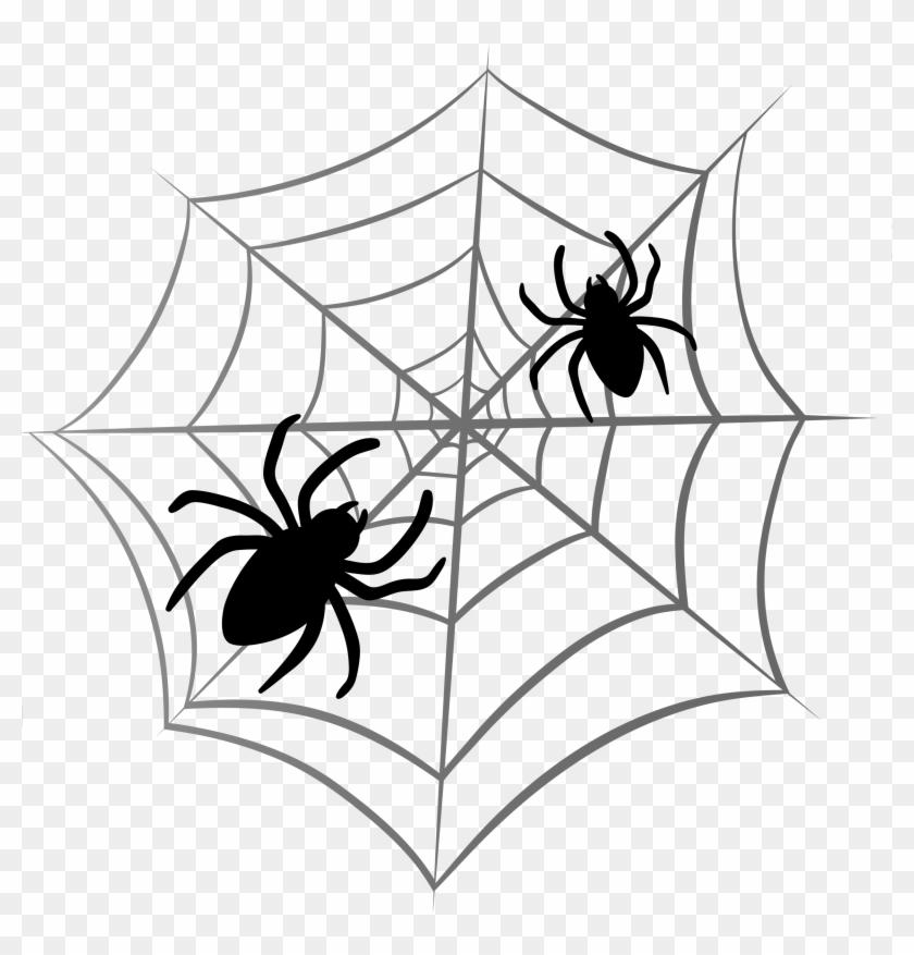 Spider Web Design Clipart #62303