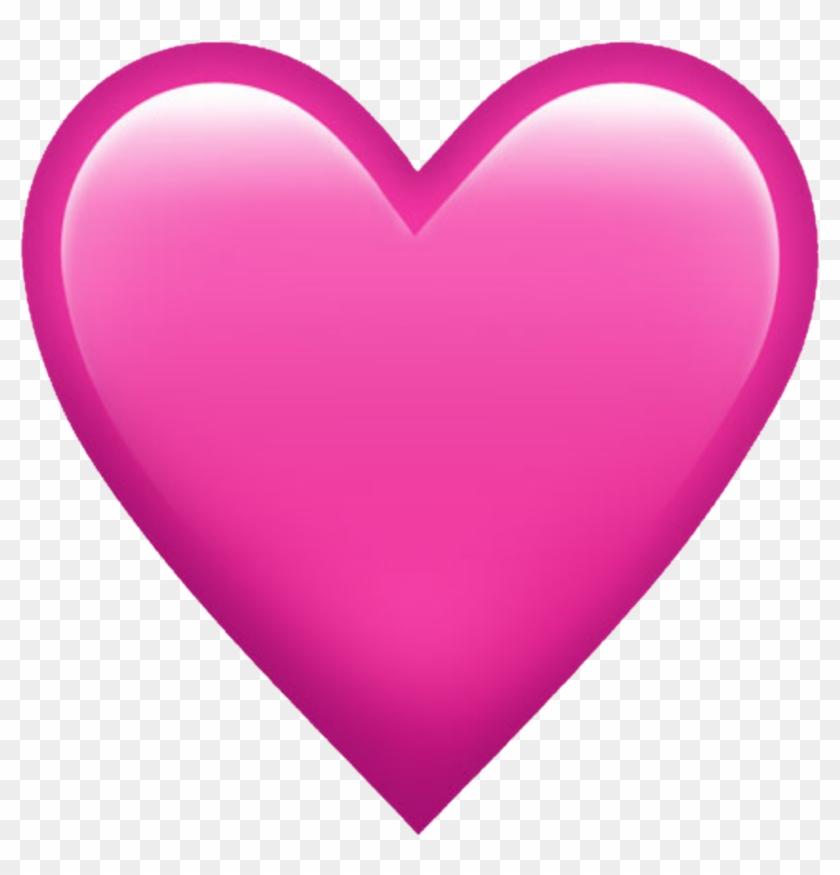 Heart Hearts Emoji Emojis Tumblr Png Tumblr Love Emoji - Pink Heart Emoji Png Clipart #62448