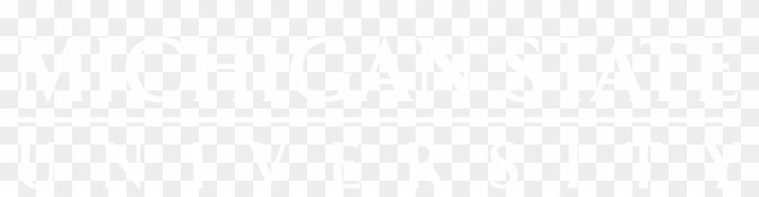 Michigan State University Wordmark - Michigan State University Clipart #63227
