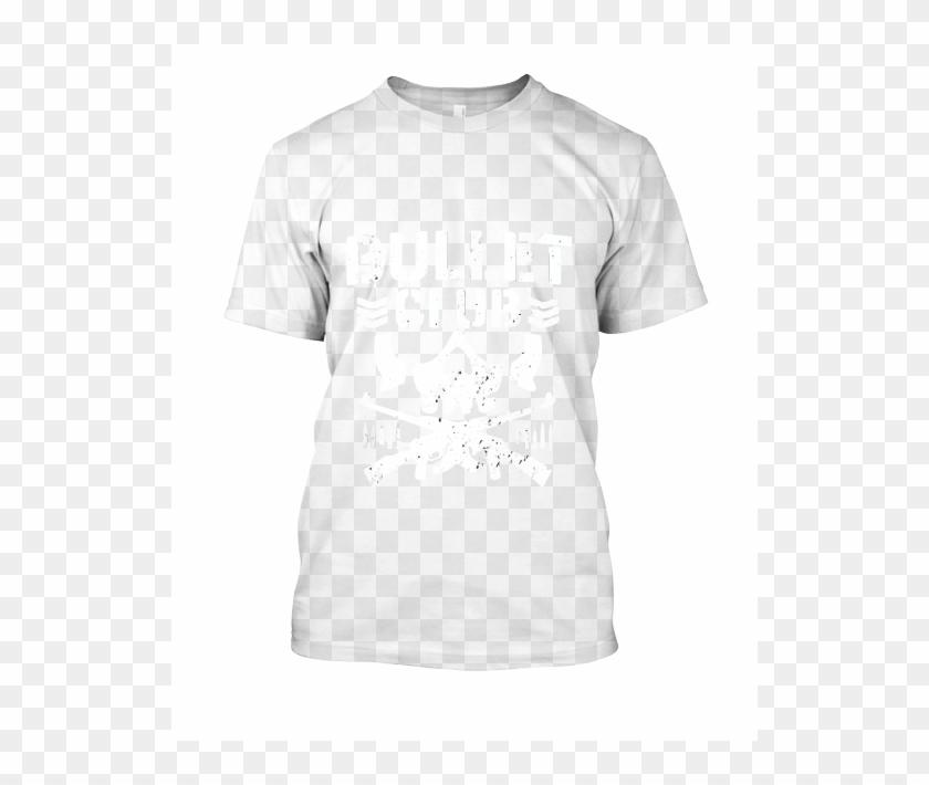 Bullet Club Official Logo T Shirt - Bullet Club Wallpaper Iphone 8 Clipart #63685
