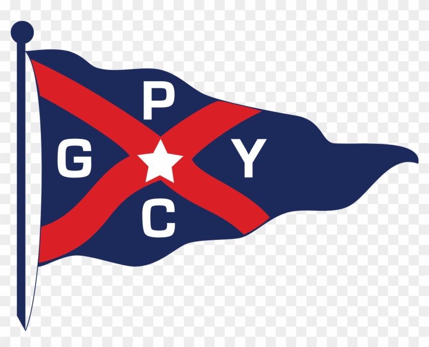 Club Logo , Png Download - Grosse Pointe Yacht Club Clipart #64027