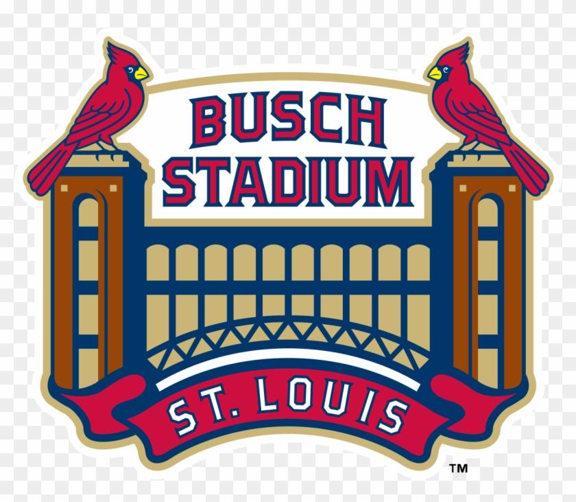 Google Search Busch Stadium, Major League, Cardinals, - St Louis Cardinals Stadium Logo Clipart #64475