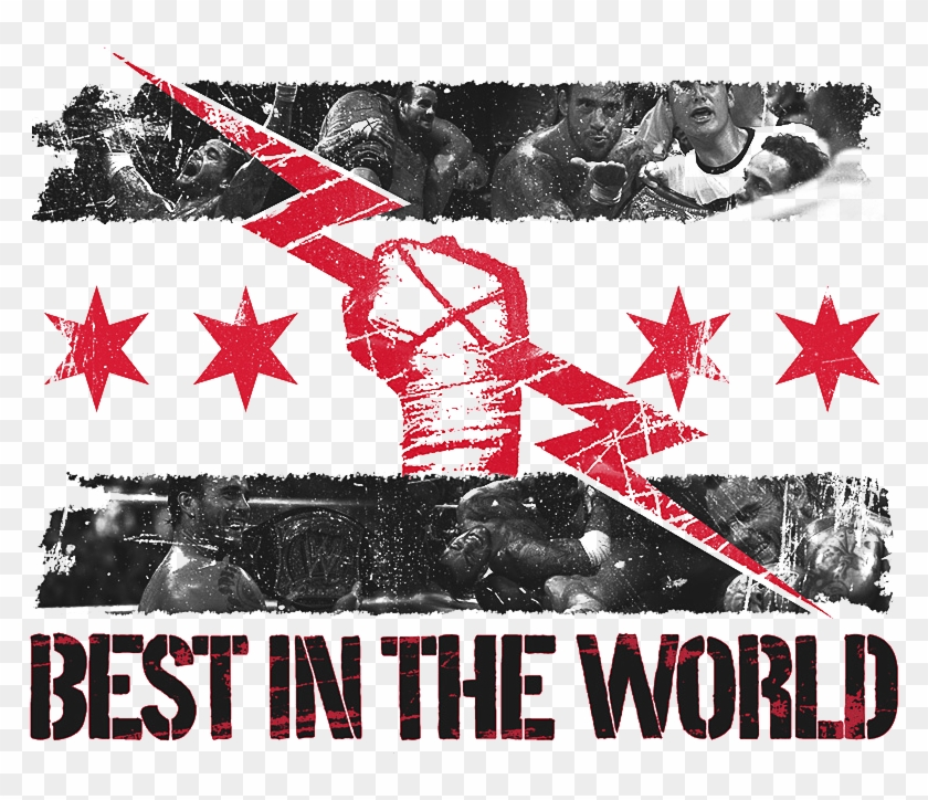Cm Punk 2015 Best In The World Wallpaper - Wwe Best In The World Clipart #65153
