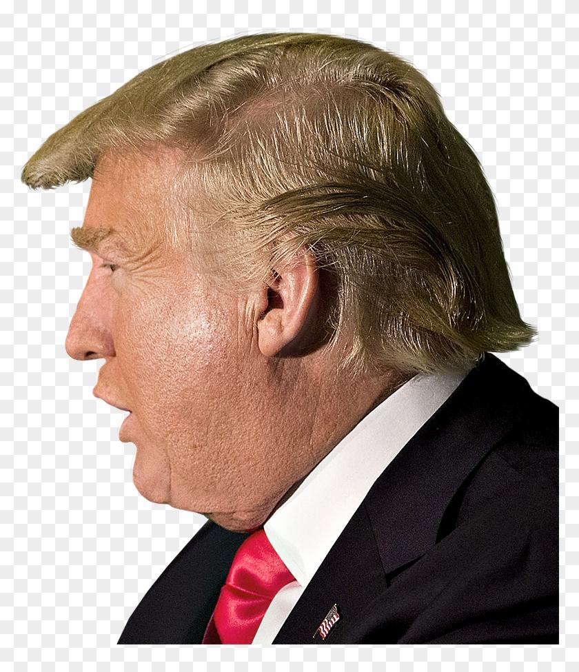 Donald Trump Profile Png Clipart #65531
