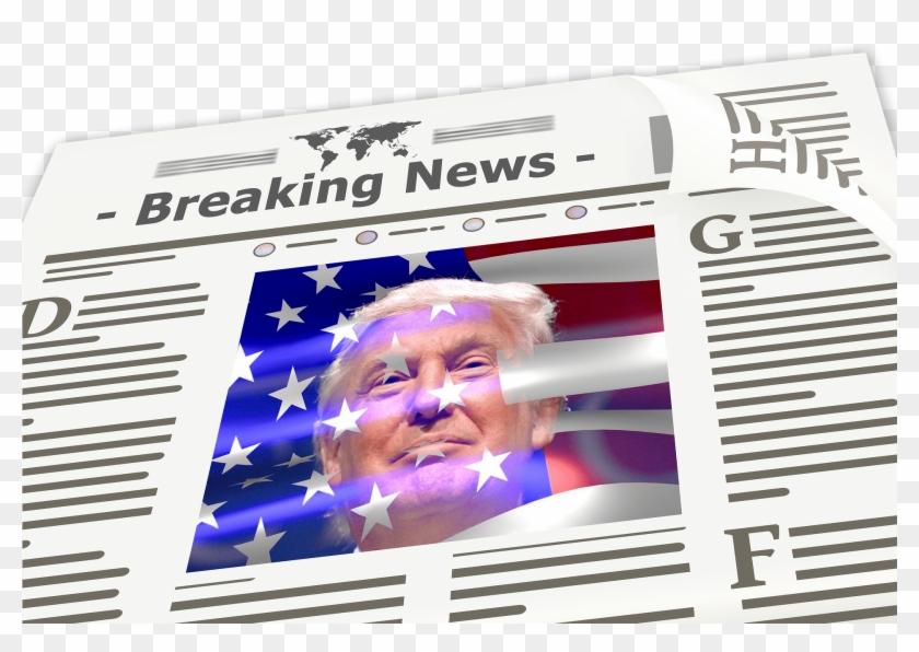 Donald Trump News - Donald Trump Clipart #66194