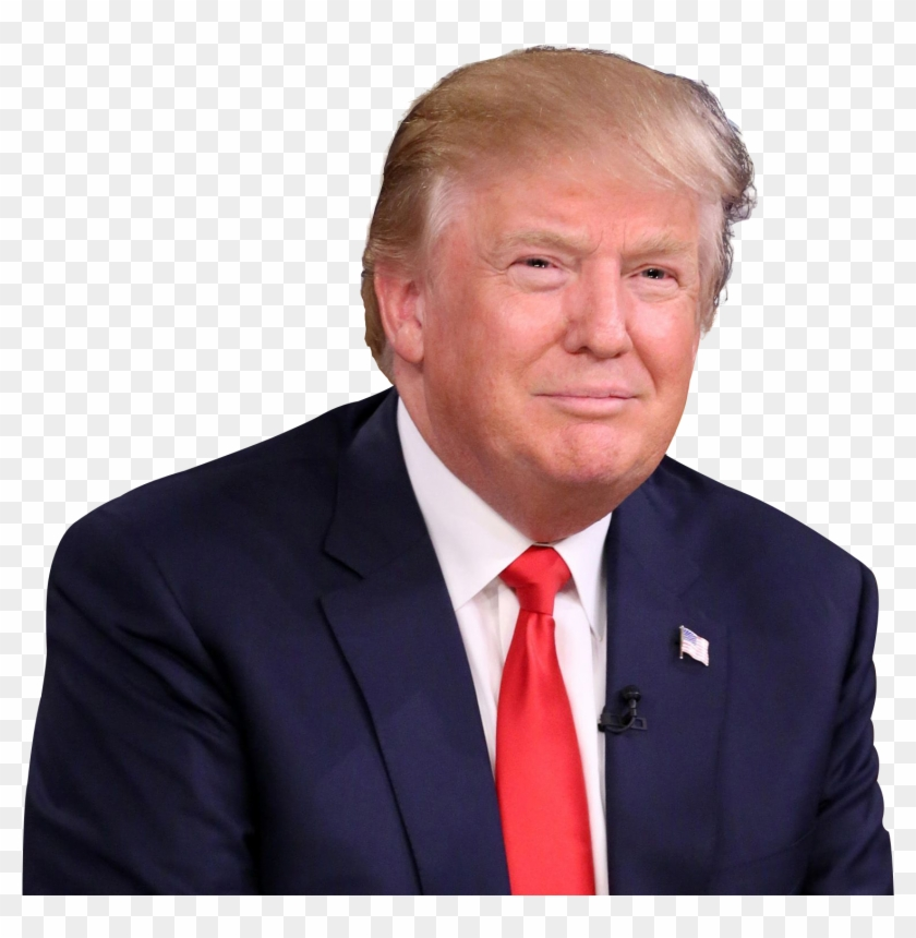 Free Png Download Trump Png Images Background Png Images - Donald Trump Png Transparent Clipart #66418