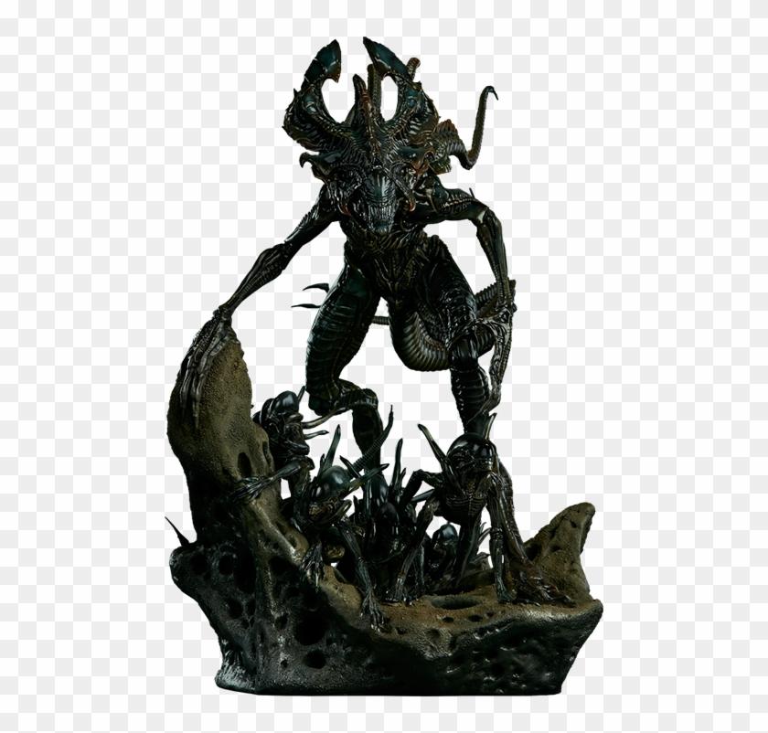 Alien King Maquette - Alien King Sideshow Collectibles Clipart #66699
