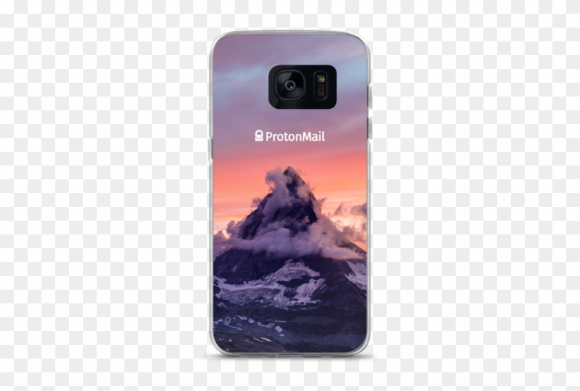 Samsung Case Iphone 8 Wallpaper Mountain Clipart 67387 Pikpng