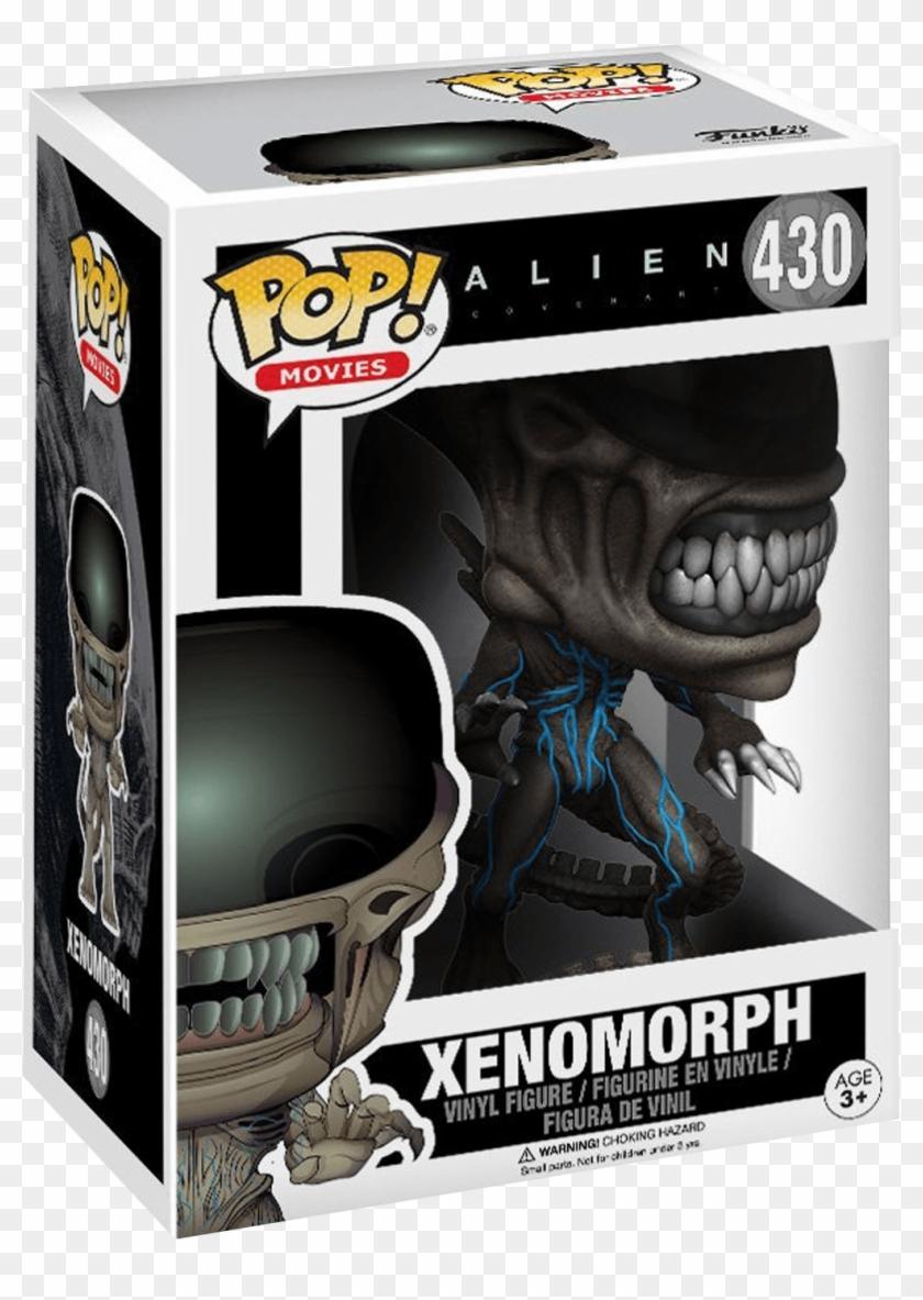 Funko Pop Alien Covenant Xenomorph - Alien Jb Hi Fi Clipart #68188