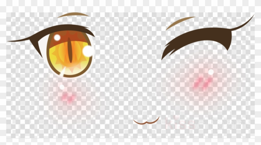 Anime Eyes Png Clipart Cat Eye Border Pink Flower Png Transparent Png 69172 Pikpng