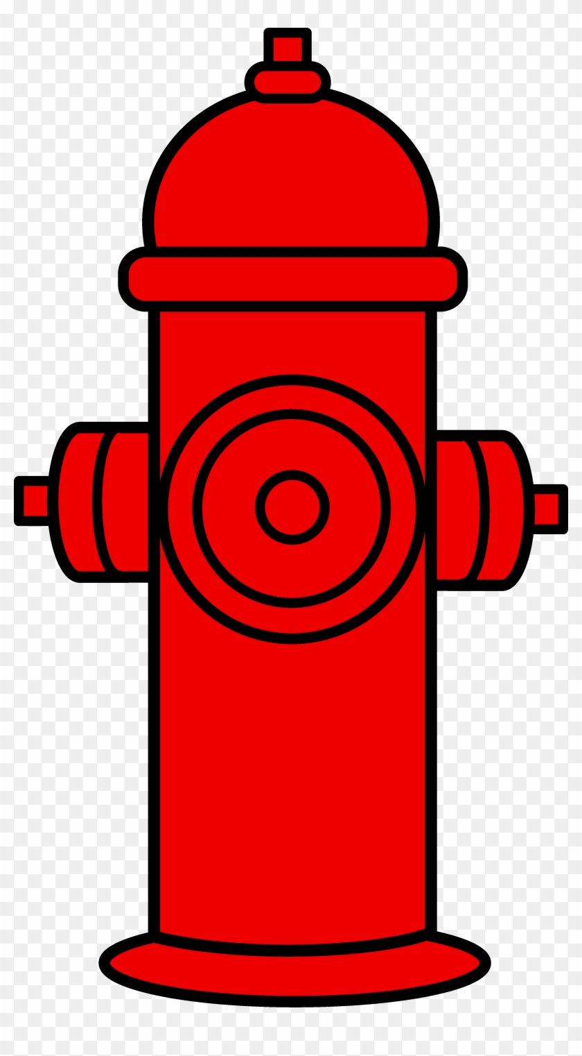 Fire Hydrant Clipart - Clip Art Fire Hydrant - Png Download #69946