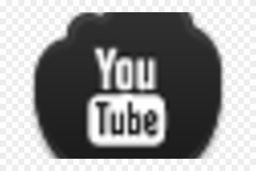 Youtube Clipart Youtube Icon Youtube Logo Black Hd Png