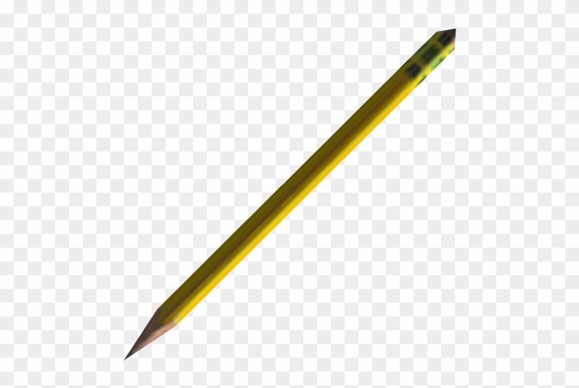 Pencil - Sat No 2 Pencil Clipart #601588
