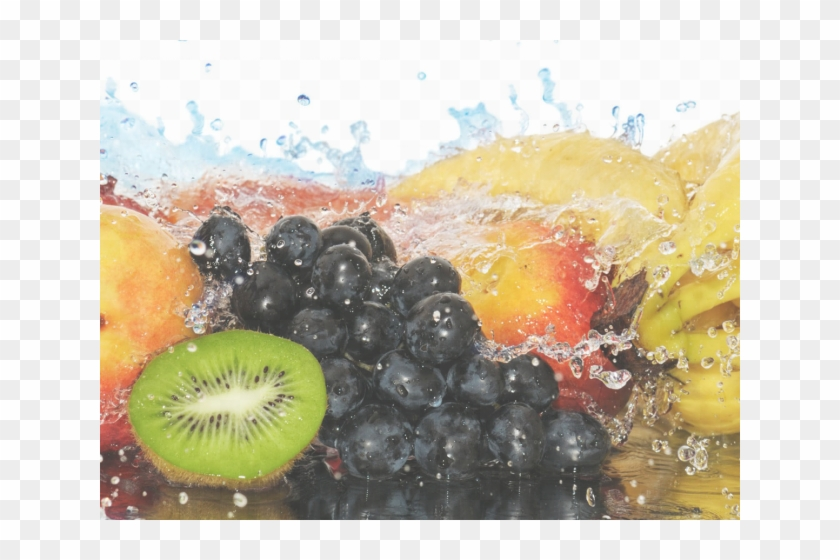 Fruit Water Splash Png Clipart #601956