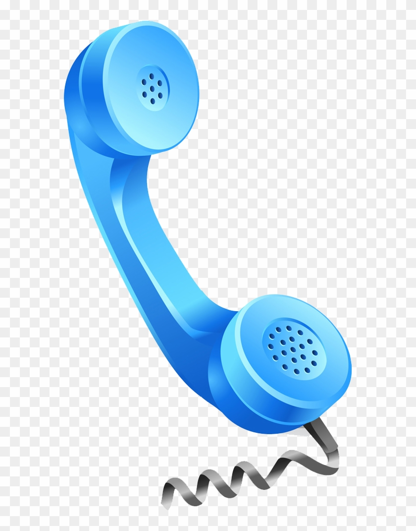 Blue Phone Icon Png - Blue Telephone Icon Png Clipart