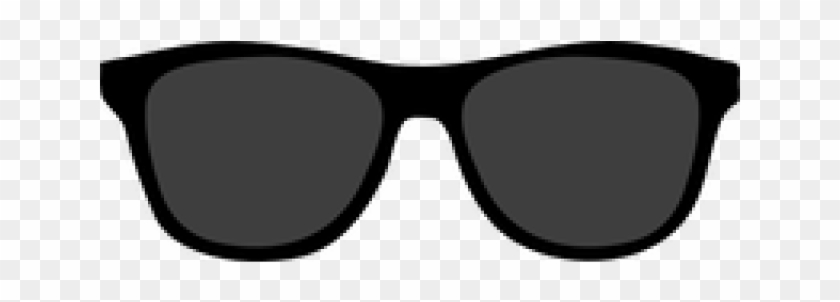 Sunglasses Black And White Clipart@pikpng.com
