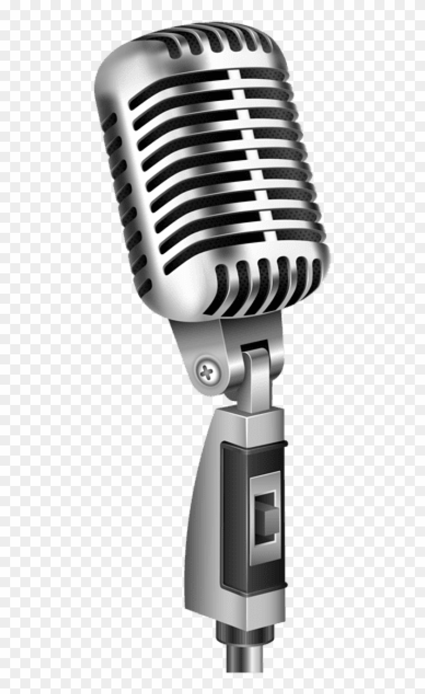 Free Png Download Microphone Png Images Background - Microphone Art Png Clipart #607614