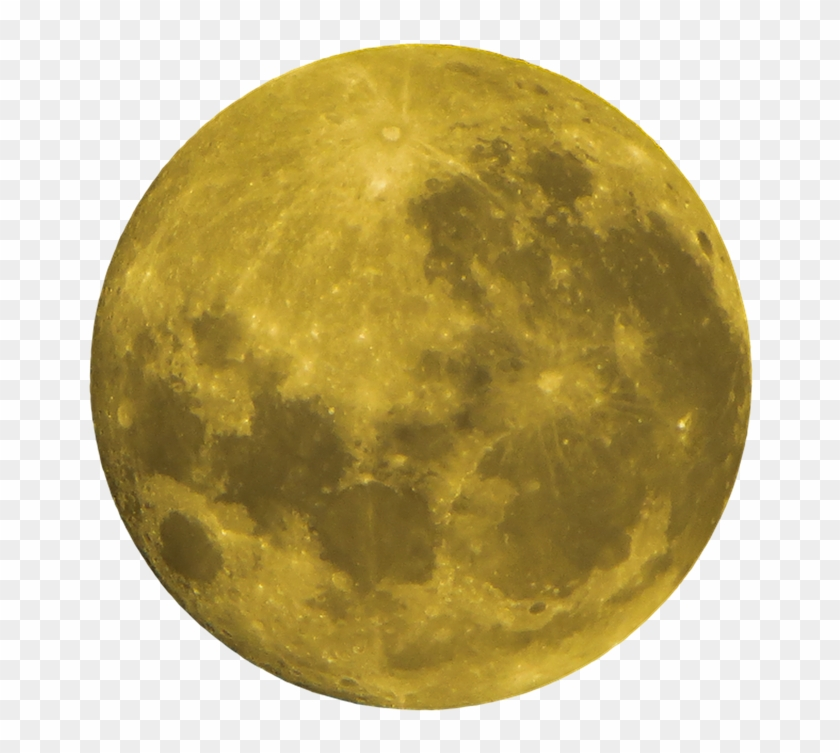Full Moon Clipart #609765