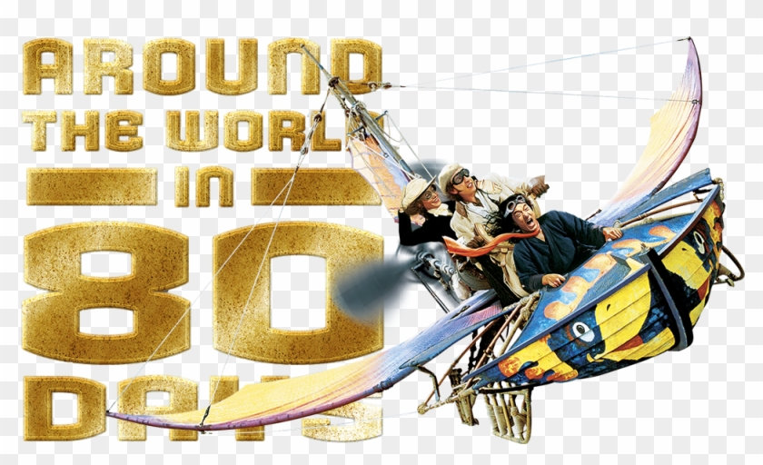 Around The World In 80 Days Png Clipart #6003492