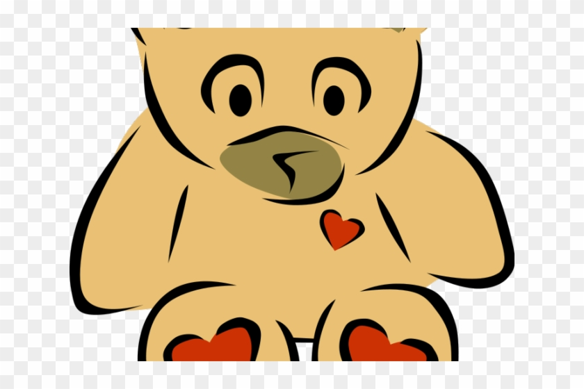 Bear Vector Png - Am Sorry I Never Meant To Hurt You Clipart #6011154