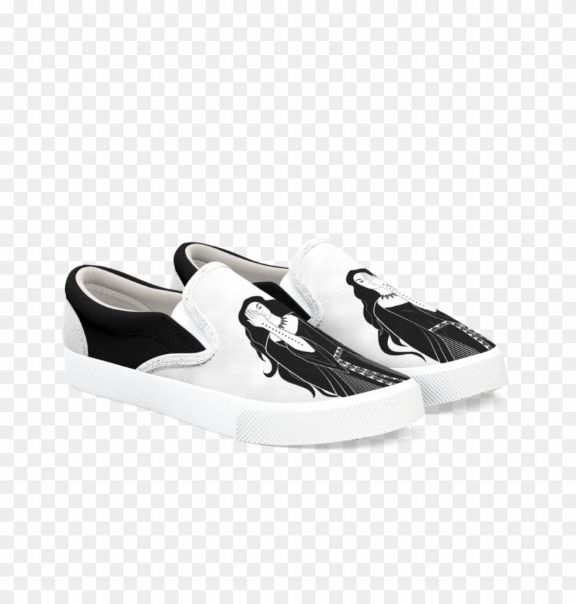 Slip-on Shoe Clipart #6017252