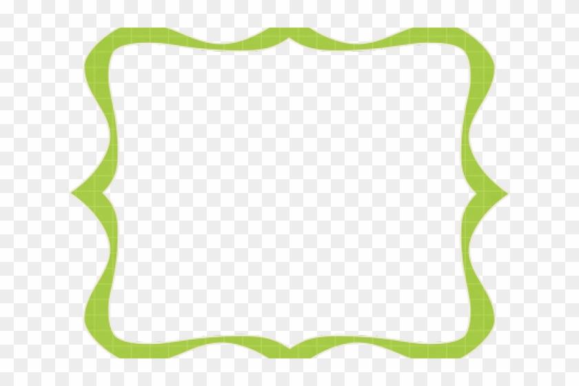 Box Clipart Fancy - Decorative Text Box Gold Border - Png Download #6019656