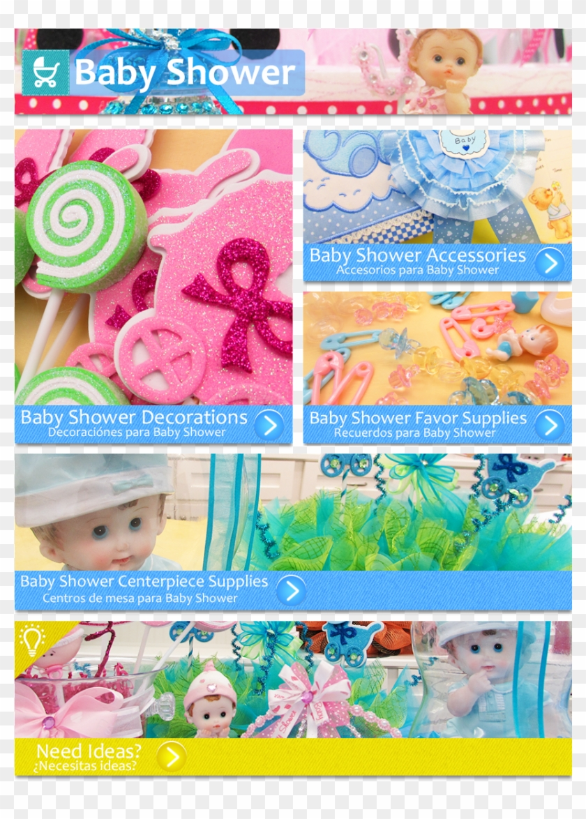 Good Baby Showers - Tiendas De Recuerdos Para Baby Shower Clipart #6031171