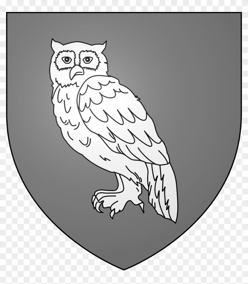 Great Horned Owl Clipart (#6033819) - PikPng