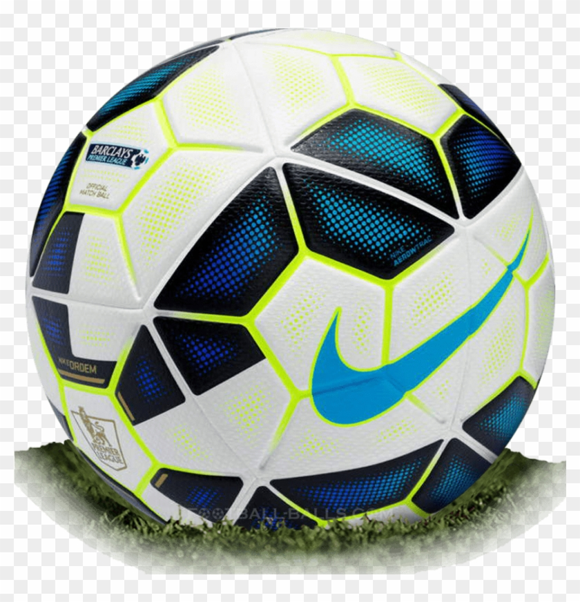 Nike Ordem 2 Is Official Match Ball Of Premier League - Nike Ordem 2015 Clipart #6035096