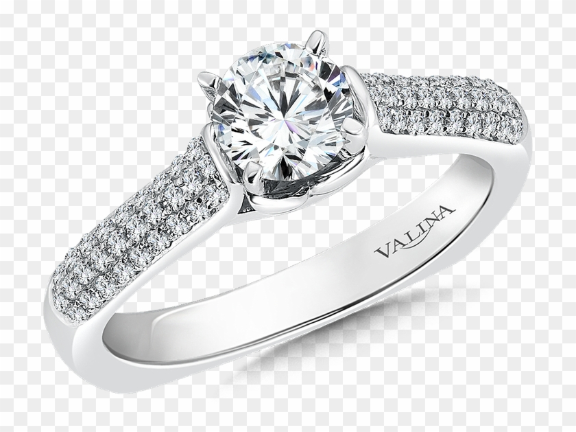 Stock - Engagement Ring Clipart #6039178