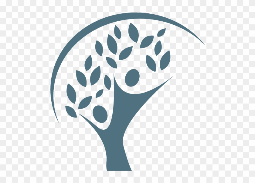 Moss Tree Icon - Logo Design For Social Services Clipart #614217