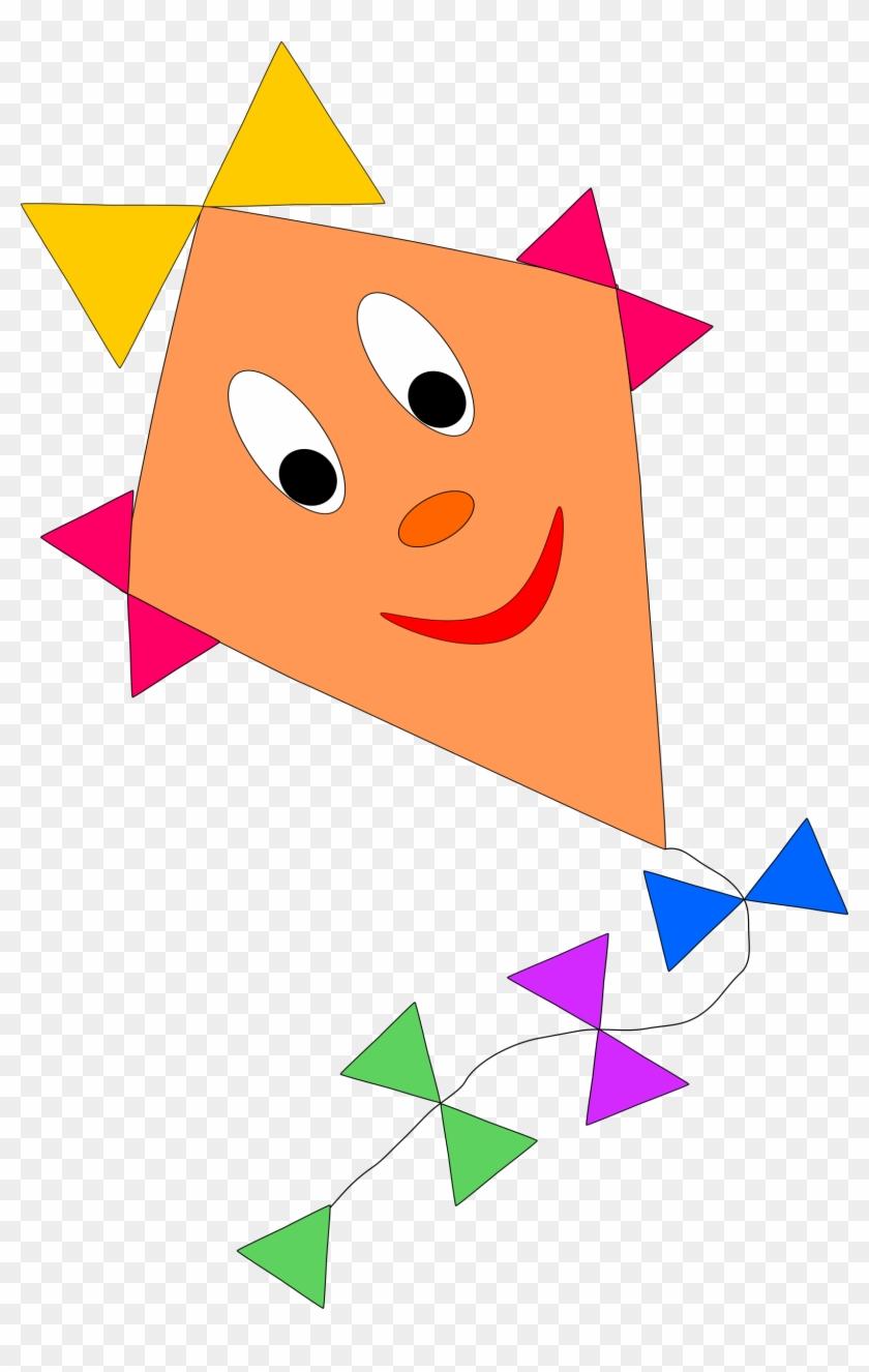 Kite Cartoon Png Kite Clip Art Transparent Png 616112 Pikpng