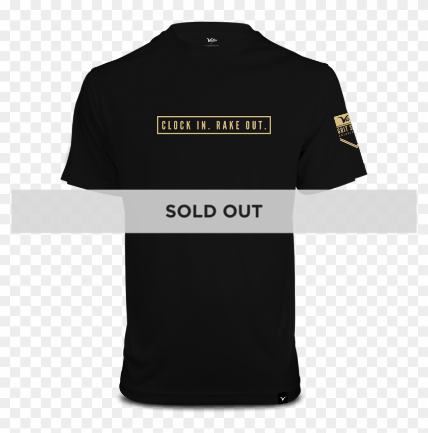 Rake Out Tee - Active Shirt Clipart #629515