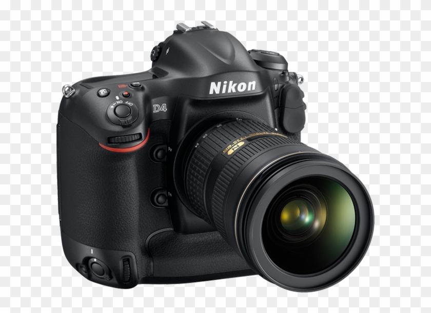 Nikon D4 Vs Canon 1dx Clipart #631951