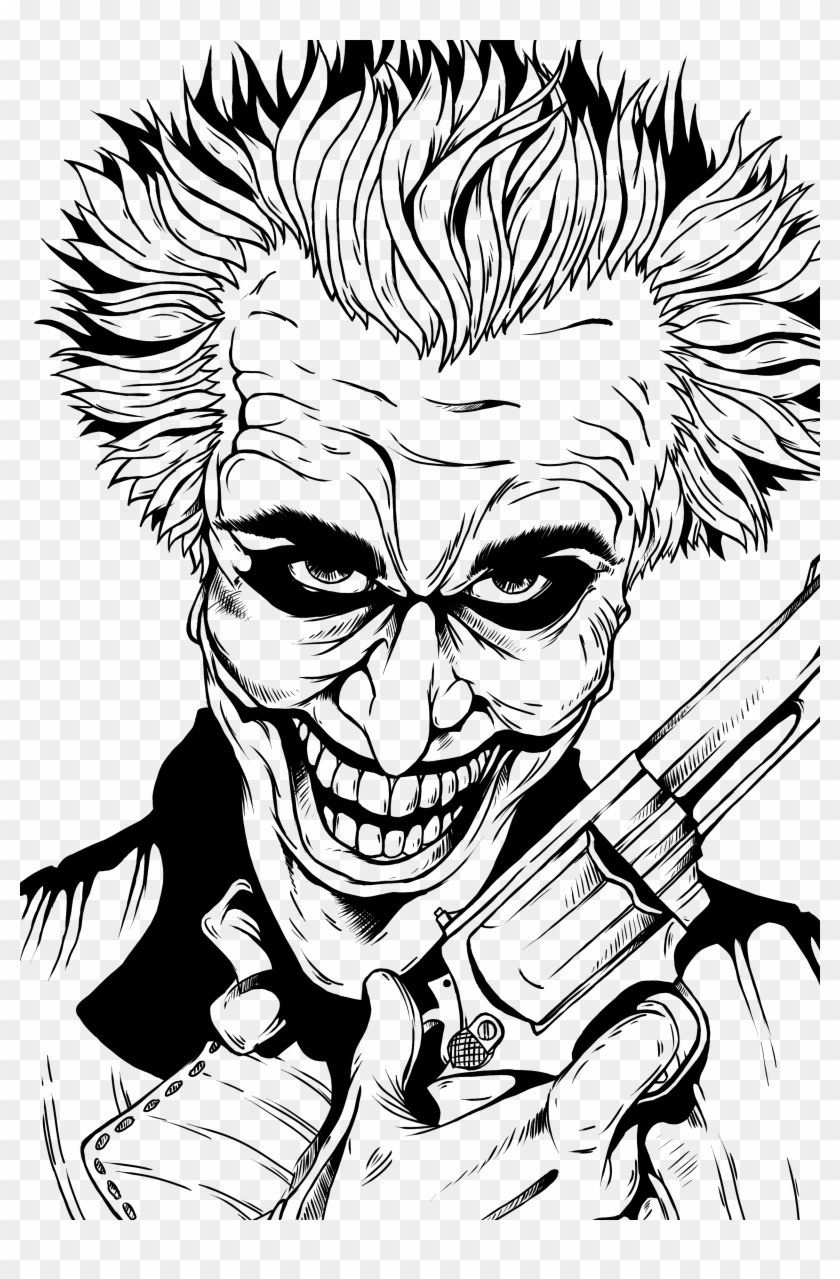 Full Size Of Joker Cartoon Drawing Easy Step By Drawing Ideas