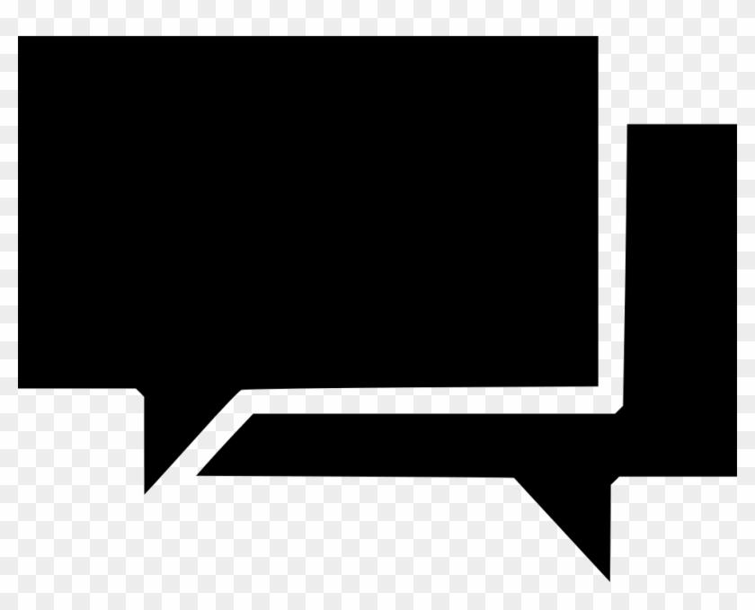 Chat Talk Conversation Message Messaging Bubble Comment Clipart #632803