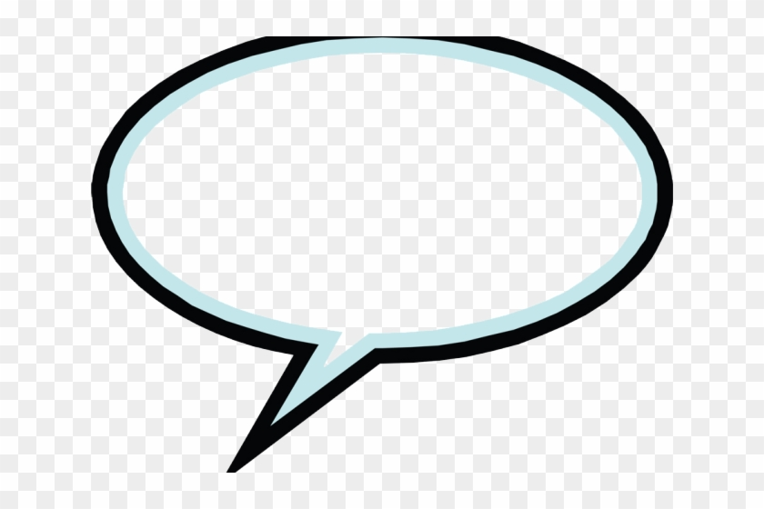 Message Clipart Speaking Bubble - Png Download #632966