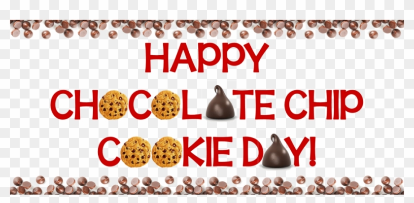 Celebrate National Chocolate Chip Cookie Day With Tkb - National Chocolate Chip Cookie Day Clipart #633441