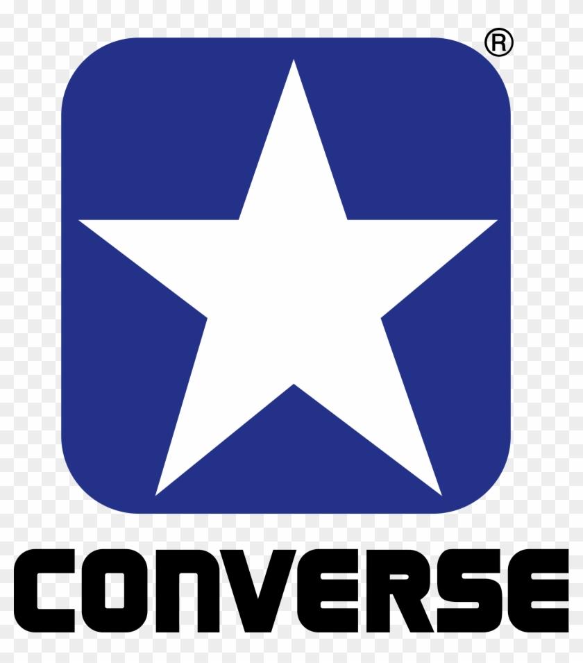 Logo Converse Png - Logo Converse Clipart #636420