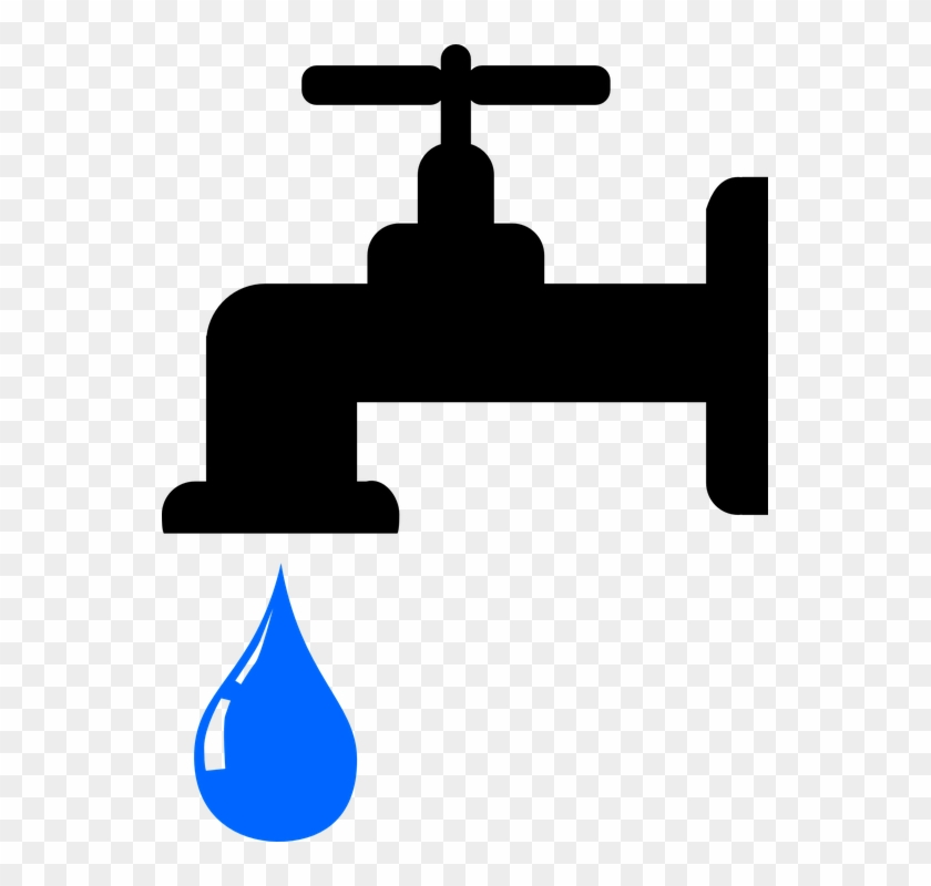 Get Cold Weather Home Tips From Swat Services In Marietta - Tap Water Clip Art - Png Download #640617