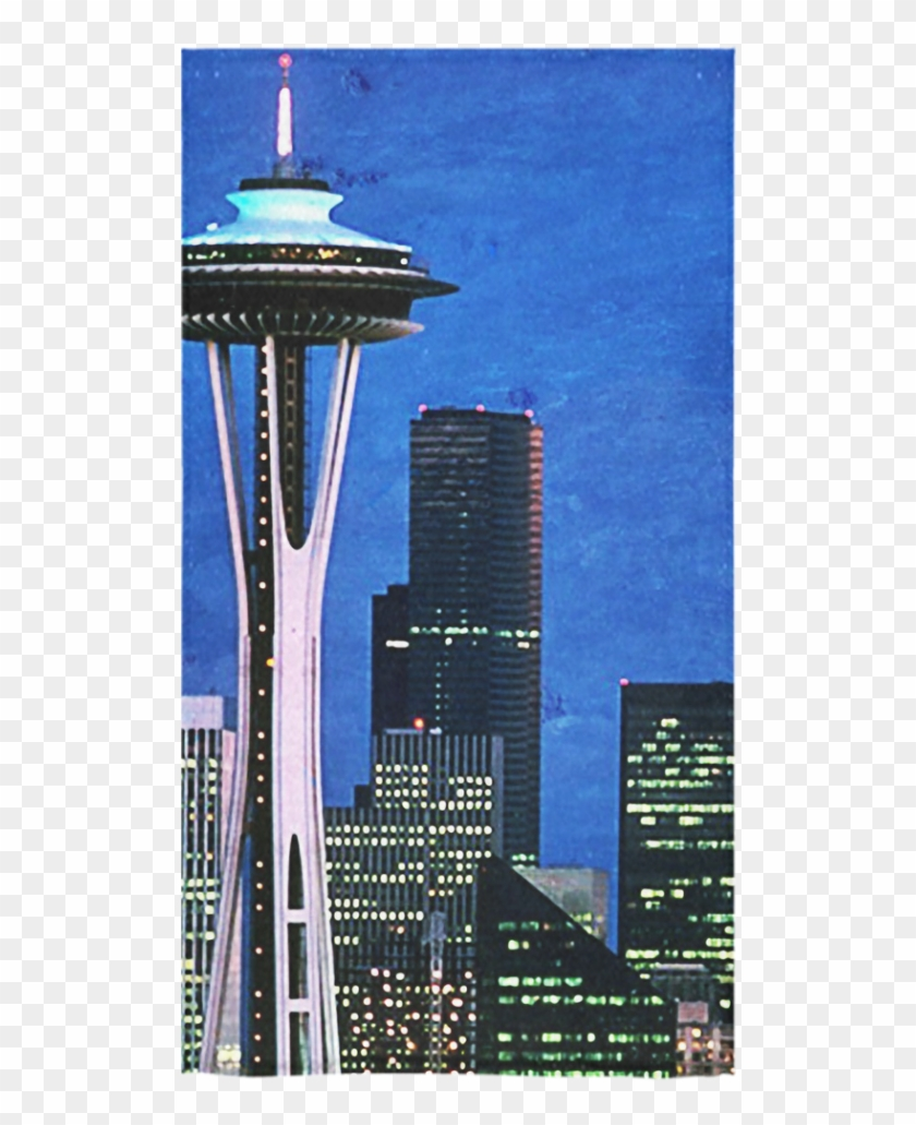 Space Needle Clipart #641574