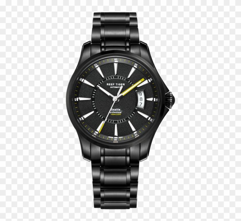 Tag Heuer Aquaracer Calibre 5 Black Clipart #641643