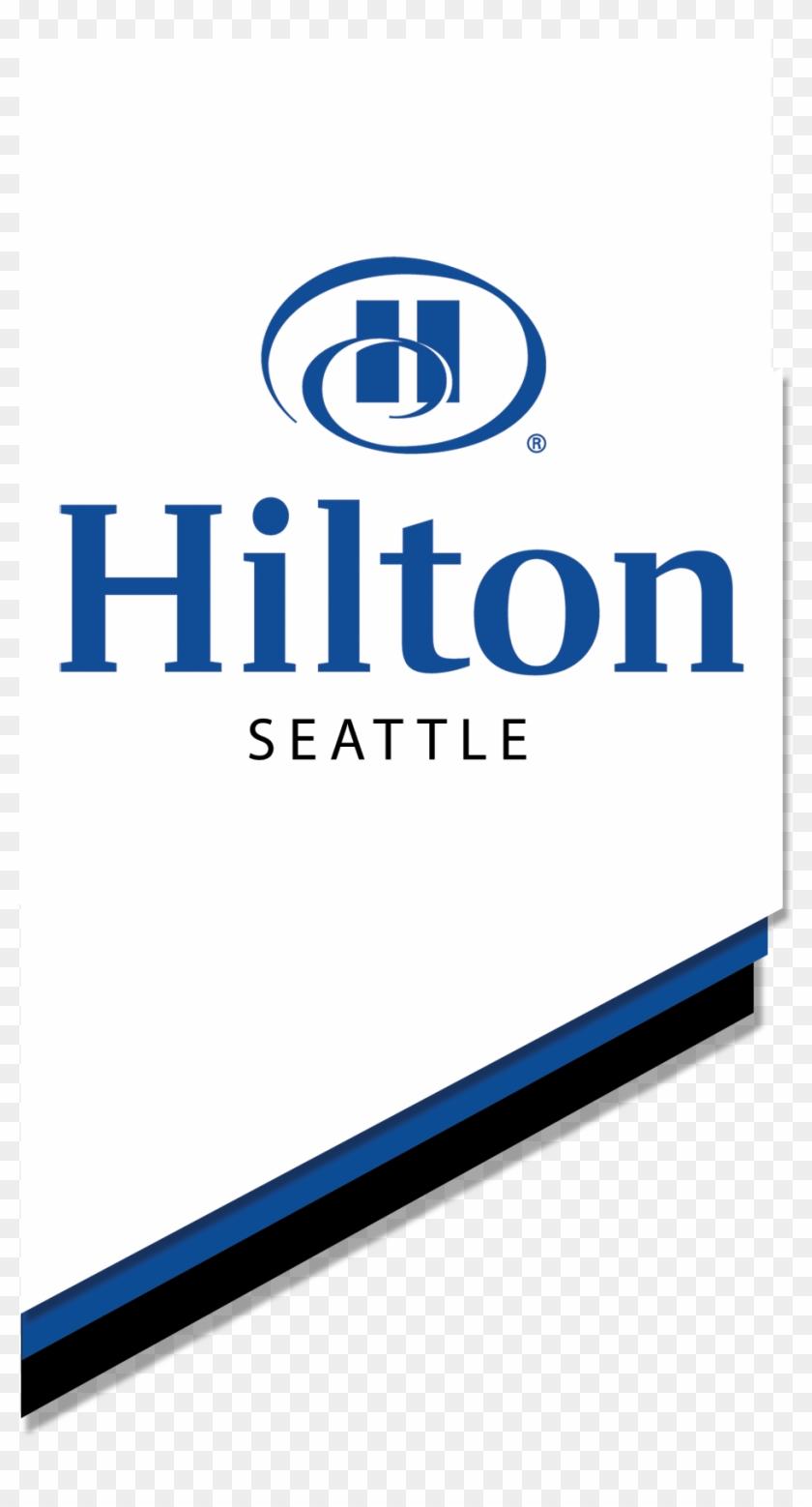 Hilton Seattle Downtown Hotel - Graphic Design Clipart #641786