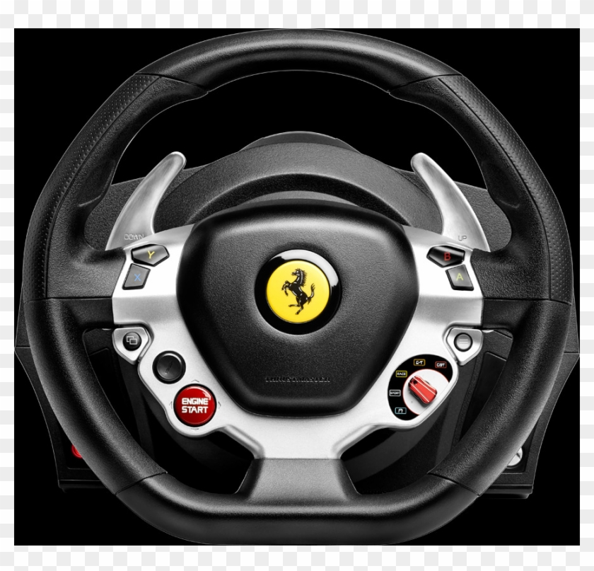Super Car Thrustmaster Ferrari 458 Spider Racing Wheel F1 2019