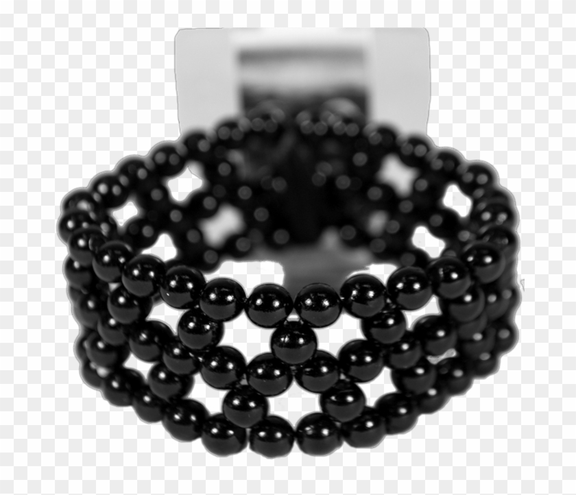 Cf1710 Confetti Black Fitz Select Bracelet - Bracelet Clipart #645420